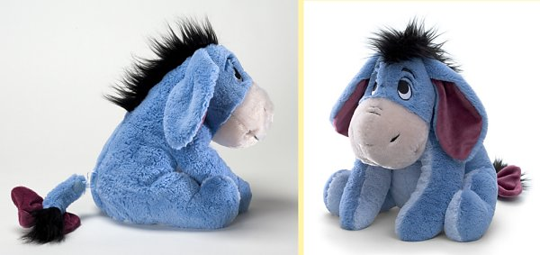 Stuffed Plush Disney Eeyore