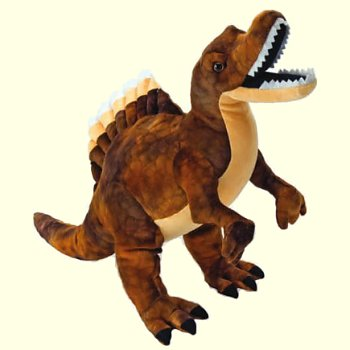 Wild Republic Stuffed Plush Spinosaurus