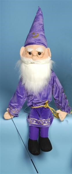 Sunny & Co. Wizard Character Puppet